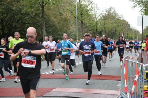 4 mile of Groningen 2011 - half way (2)