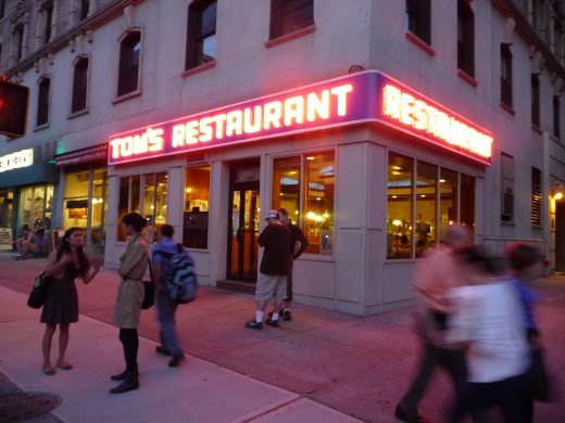 New York - Tom's Restaurant