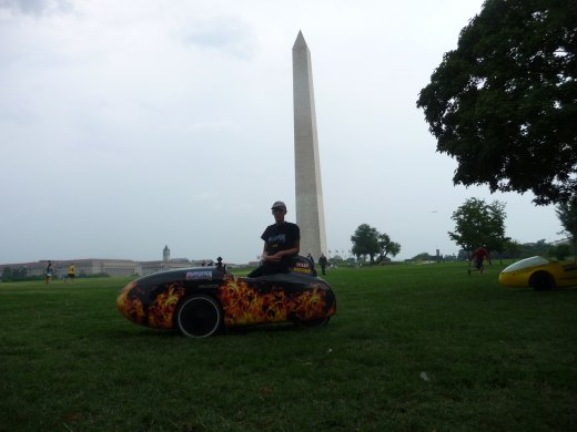 ROAM 2011 - Day 29 (Washington monument)