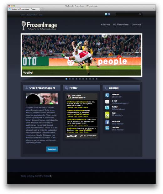 frozenimage.nl (new)